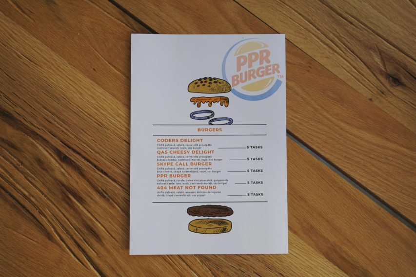 Burger Day @PPR
